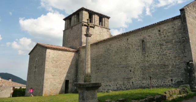 Eglise de Veyrine