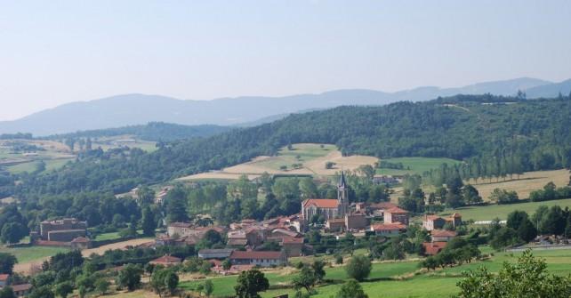 Randonnée pédestre : les châteaux de Saint Alban d'Ay