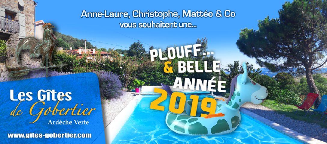 Douce & Belle Année 2019….